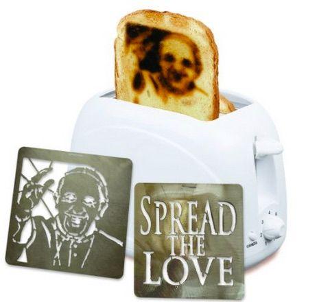 PopeToaster