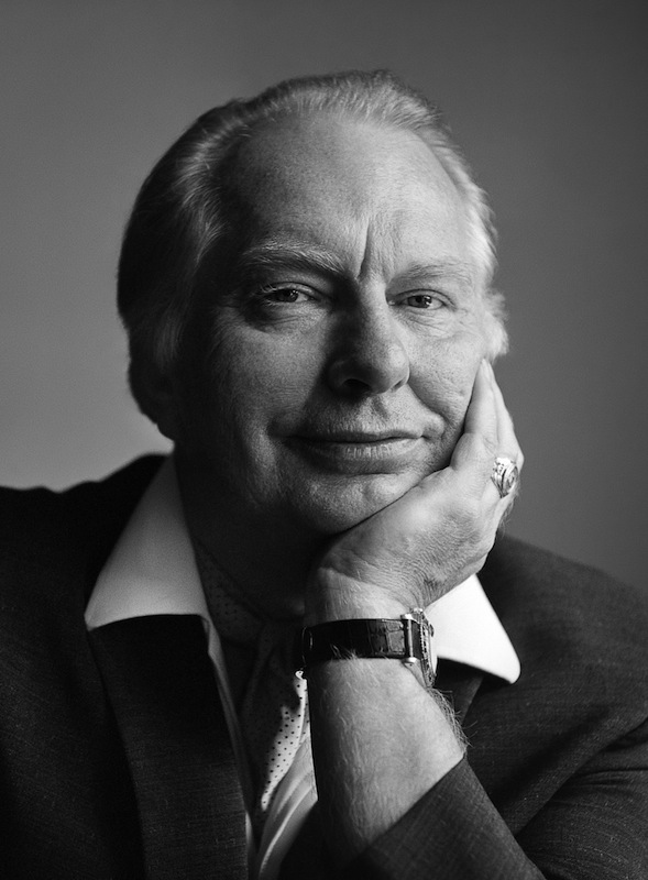L. Ron Hubbard, creator of Scientology via scientology.org