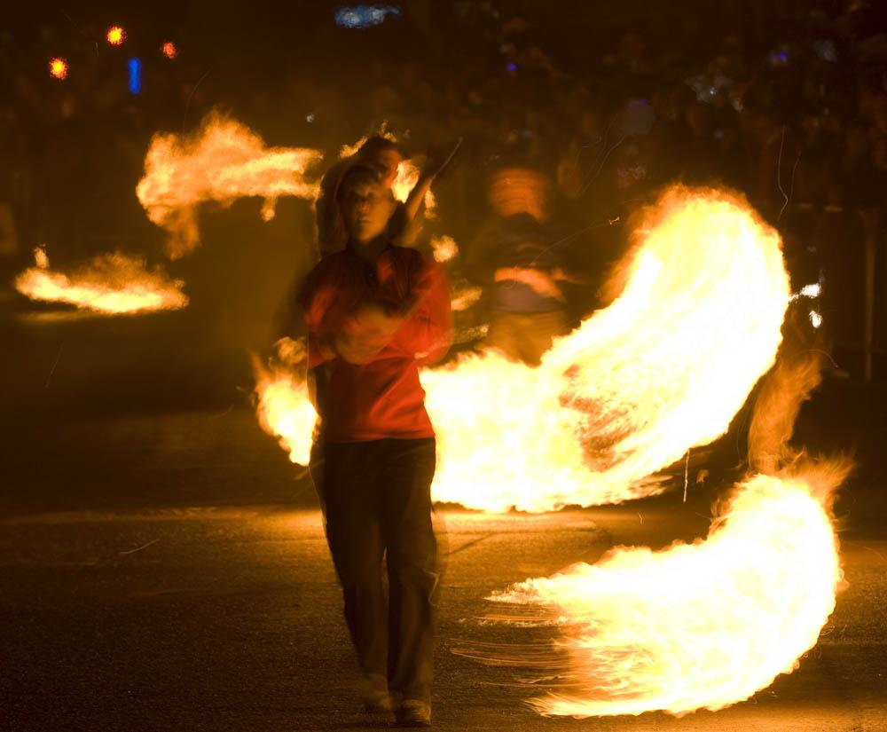 Stonehenge Fireball Ceremony. Image Courtesy of www.sealga.co.uk.