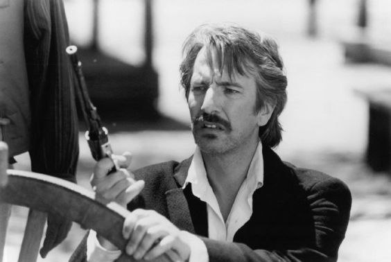 Alan Rickman Quigley Down Under. Via pinterest.com.