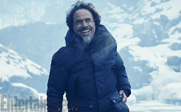 Alejandro Inarritu The Revenant. Image Courtesy of ew.com.