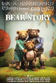 Bear Story. Image Courtesy of punkrobot.cl.