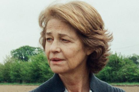 Charlotte Rampling 45 Years. Image Courtesy of lesoir.be.