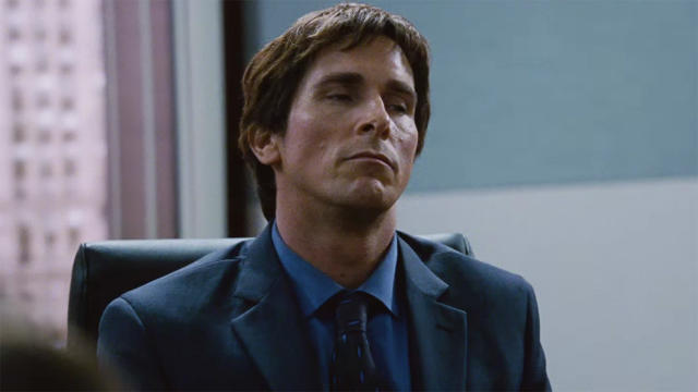 Christian Bale The Big Short. Image Courtesy of fastcocreate.com.