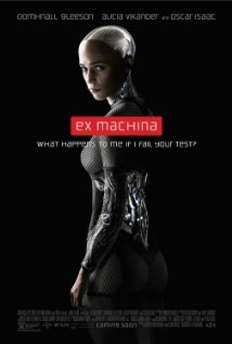 Ex Machina. Image Courtesy of imdb.com.