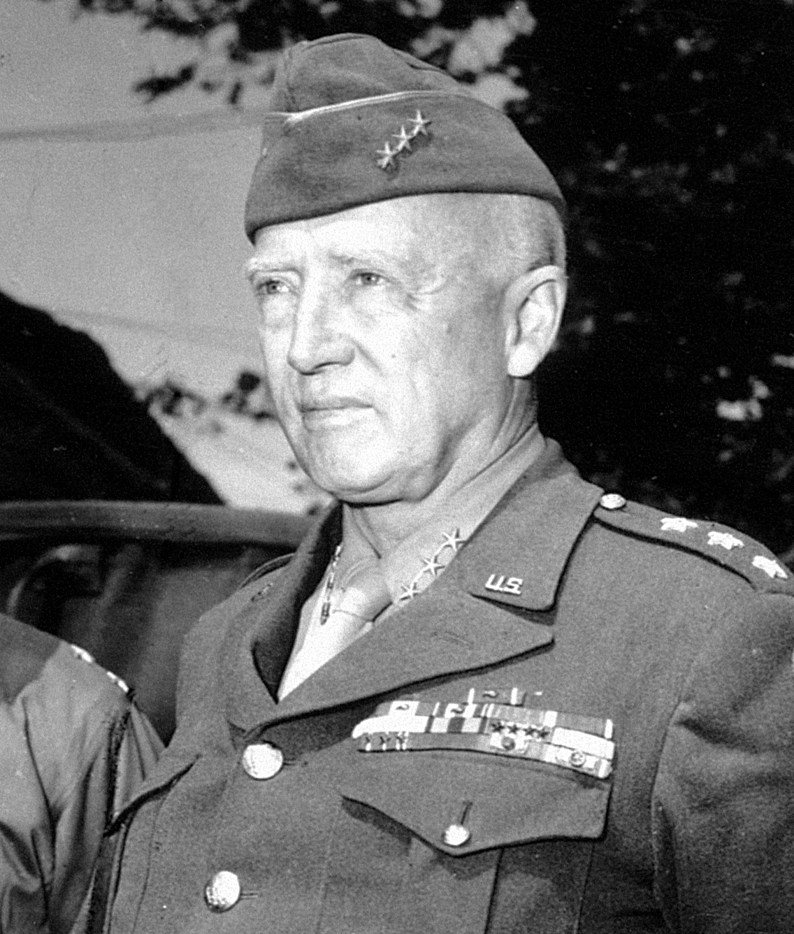 General George Patton. Via wikipedia.org.