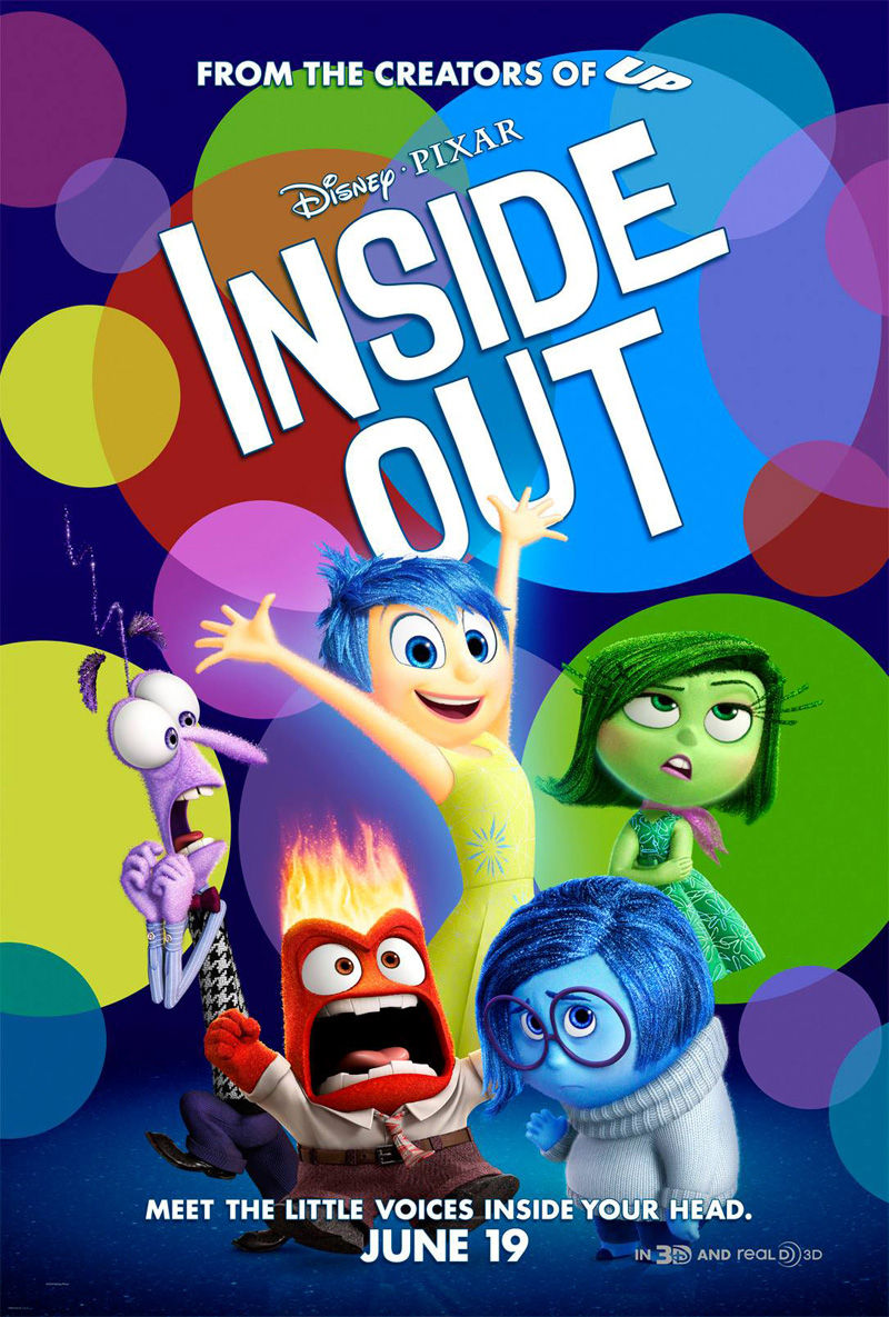 Inside Out. Image Courtesy of screenrant.com.
