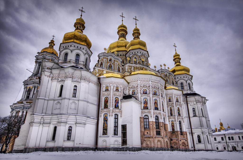 Kiev Pechersk Lavra, Ukraine. Image Courtesy of touropia.com.