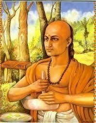 King Chandraqupta Maurya. Via wisdomsofindia.blogspot.com.