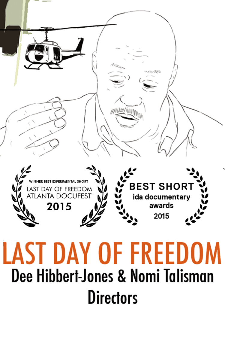 Last Day of Freedom. Image Courtesy of oscars.go.com.
