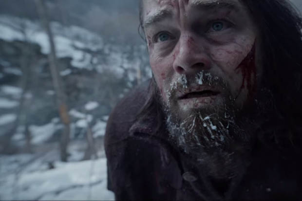 Leonardo DiCaprio The Revenant. Image Courtesy of celebuzz.com.