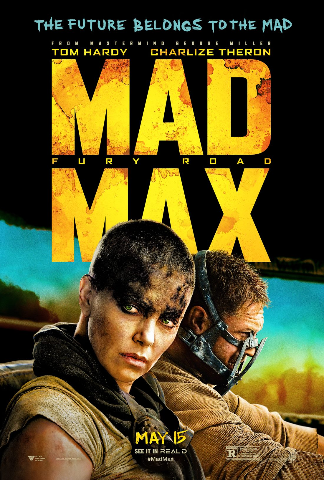 Mad Max Fury Road. Image Courtesy of comingsoon.net.