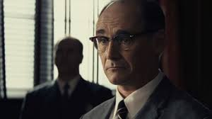 Mark Rylance Bridge of Spies. Image Courtesy of moviescopemag.com.