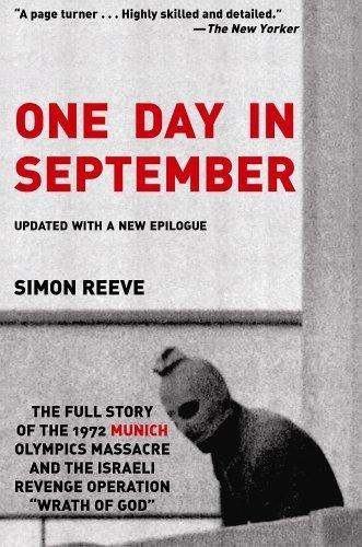 One Day in September. Via donkasprzak.com.