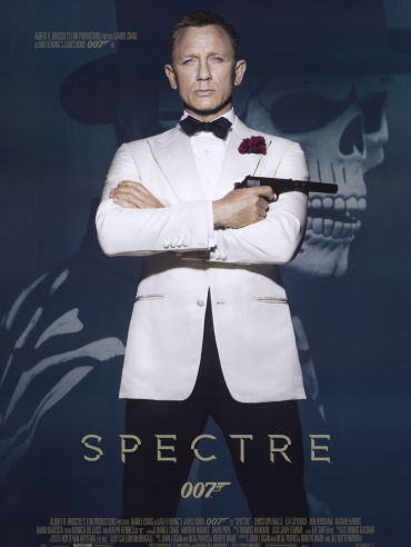 Spectre. Image Courtesy of oscars.go.com.