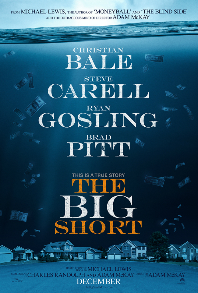 The Big Short. Image Courtesy of shockya.com.