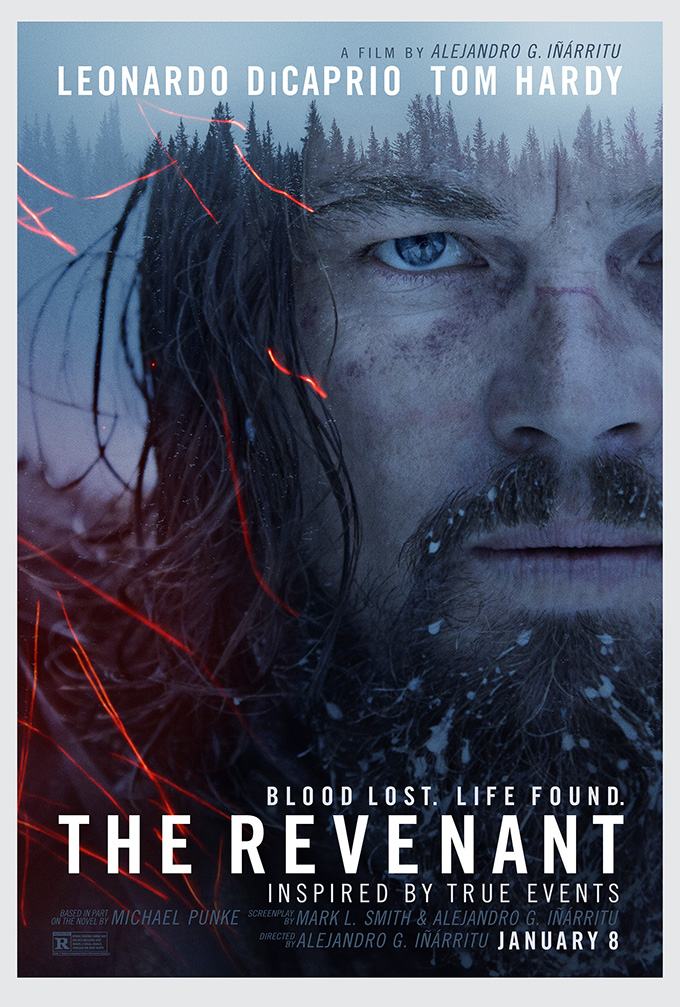 The Revenant. Image Courtesty of indiewire.com.